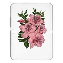 Orchid Samsung Galaxy Tab 3 (10 1 ) P5200 Hardshell Case  by Valentinaart