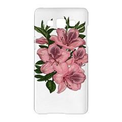 Orchid Samsung Galaxy A5 Hardshell Case  by Valentinaart