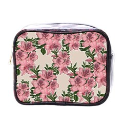 Orchid Mini Toiletries Bags by Valentinaart