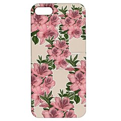 Orchid Apple Iphone 5 Hardshell Case With Stand by Valentinaart