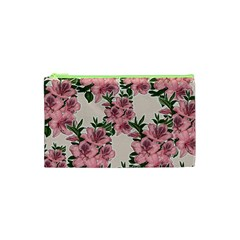 Orchid Cosmetic Bag (xs) by Valentinaart