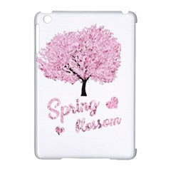 Spring Blossom  Apple Ipad Mini Hardshell Case (compatible With Smart Cover)