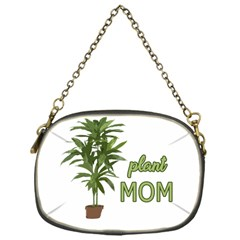 Plant Mom Chain Purses (one Side)  by Valentinaart