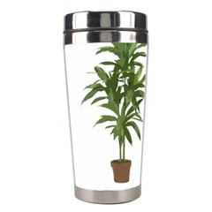 Plant Mom Stainless Steel Travel Tumblers by Valentinaart