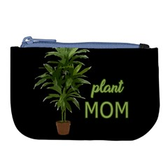 Plant Mom Large Coin Purse by Valentinaart