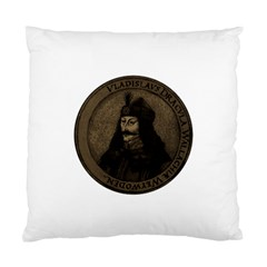 Count Vlad Dracula Standard Cushion Case (two Sides) by Valentinaart
