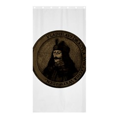 Count Vlad Dracula Shower Curtain 36  X 72  (stall)  by Valentinaart