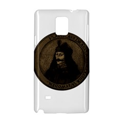 Count Vlad Dracula Samsung Galaxy Note 4 Hardshell Case by Valentinaart