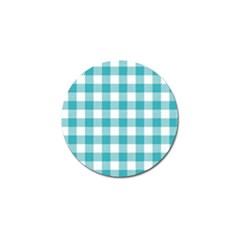 Plaid Pattern Golf Ball Marker by ValentinaDesign