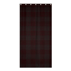 Plaid Pattern Shower Curtain 36  X 72  (stall)  by ValentinaDesign