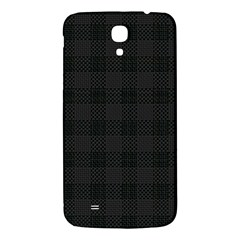 Plaid Pattern Samsung Galaxy Mega I9200 Hardshell Back Case by ValentinaDesign