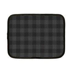 Plaid Pattern Netbook Case (small)  by ValentinaDesign