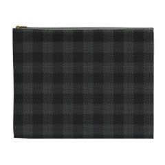Plaid Pattern Cosmetic Bag (xl) by ValentinaDesign