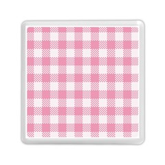 Plaid Pattern Memory Card Reader (square)  by ValentinaDesign