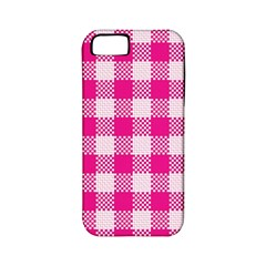 Plaid Pattern Apple Iphone 5 Classic Hardshell Case (pc+silicone) by ValentinaDesign