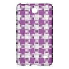 Plaid Pattern Samsung Galaxy Tab 4 (8 ) Hardshell Case  by ValentinaDesign
