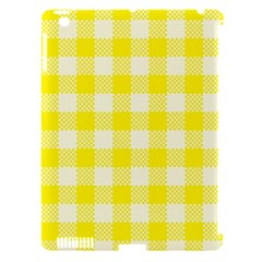 Plaid Pattern Apple Ipad 3/4 Hardshell Case (compatible With Smart Cover) by ValentinaDesign