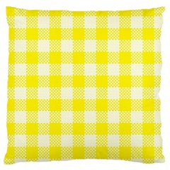 Plaid Pattern Standard Flano Cushion Case (one Side) by ValentinaDesign