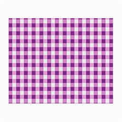 Plaid Pattern Small Glasses Cloth by ValentinaDesign