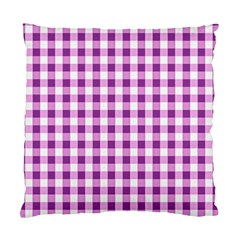 Plaid Pattern Standard Cushion Case (one Side) by ValentinaDesign