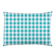 Plaid Pattern Pillow Case (two Sides) by ValentinaDesign