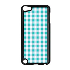 Plaid Pattern Apple Ipod Touch 5 Case (black) by ValentinaDesign