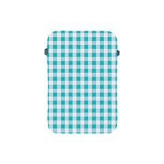 Plaid Pattern Apple Ipad Mini Protective Soft Cases by ValentinaDesign