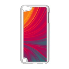 Colors Apple Ipod Touch 5 Case (white) by ValentinaDesign