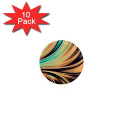 Colors 1  Mini Magnet (10 Pack)  by ValentinaDesign