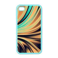 Colors Apple Iphone 4 Case (color)