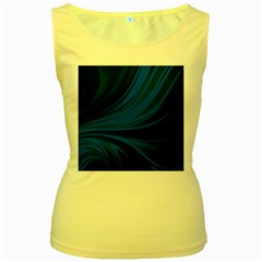 Colors Women s Yellow Tank Top