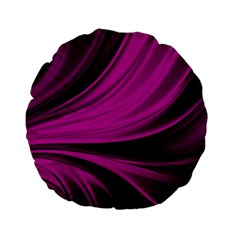 Colors Standard 15  Premium Round Cushions by ValentinaDesign
