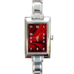 Colors Rectangle Italian Charm Watch by ValentinaDesign
