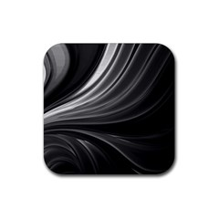 Colors Rubber Square Coaster (4 Pack)  by ValentinaDesign