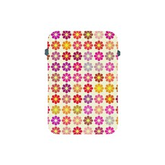 Multicolored Floral Pattern Apple Ipad Mini Protective Soft Cases by linceazul