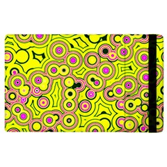 Bubble Fun 17d Apple Ipad 3/4 Flip Case by MoreColorsinLife