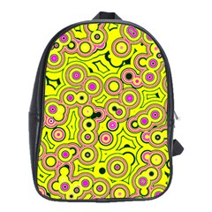 Bubble Fun 17d School Bags (xl)  by MoreColorsinLife