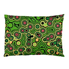 Bubble Fun 17c Pillow Case by MoreColorsinLife