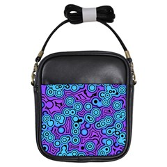 Bubble Fun 17f Girls Sling Bags by MoreColorsinLife