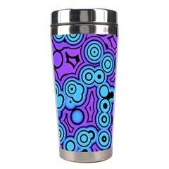Bubble Fun 17f Stainless Steel Travel Tumblers by MoreColorsinLife