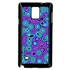 Bubble Fun 17f Samsung Galaxy Note 4 Case (black) by MoreColorsinLife