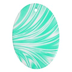 Colors Ornament (oval) by ValentinaDesign
