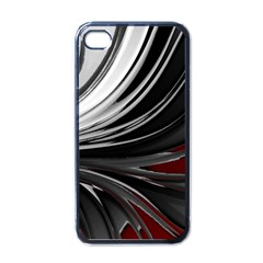 Colors Apple Iphone 4 Case (black) by ValentinaDesign