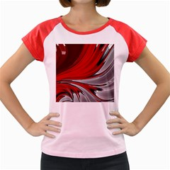 Colors Women s Cap Sleeve T Shirt by ValentinaDesign