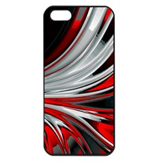 Colors Apple Iphone 5 Seamless Case (black) by ValentinaDesign