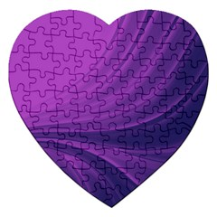Colors Jigsaw Puzzle (heart) by ValentinaDesign