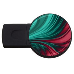 Colors Usb Flash Drive Round (4 Gb) by ValentinaDesign