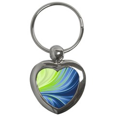 Colors Key Chains (heart)  by ValentinaDesign