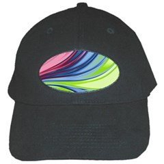 Colors Black Cap