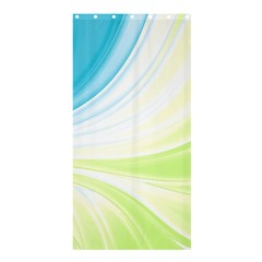 Colors Shower Curtain 36  X 72  (stall)  by ValentinaDesign